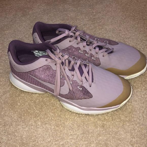 Nike Shoes   Purple Nike Womens Tennis